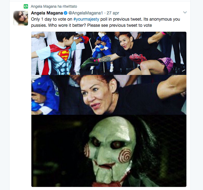 Angela Magana minaccia denuncia dalla Cyborg (aggiornamento) 2