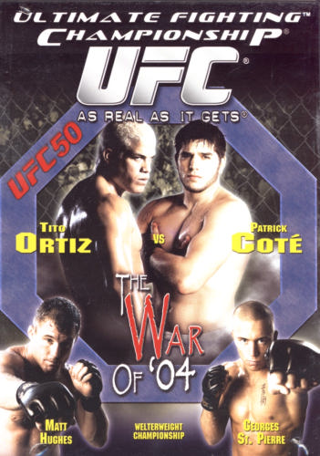 UFC 50: The War of '04 1