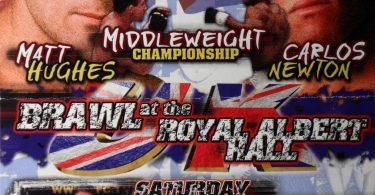 UFC 38: Brawl at the Hall 8