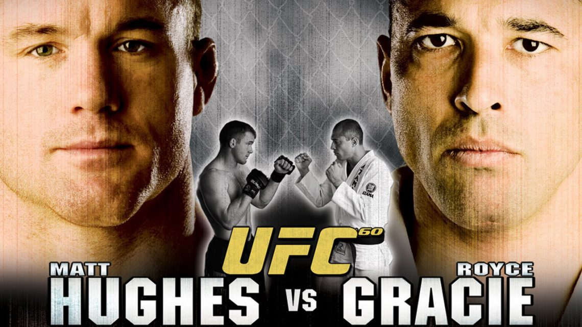 UFC 60: Hughes vs. Gracie 1