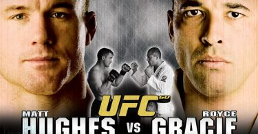 UFC 60: Hughes vs. Gracie 10