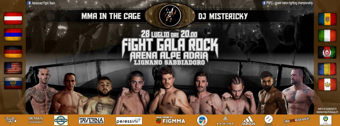 FIGHT GALA ROCK! 1