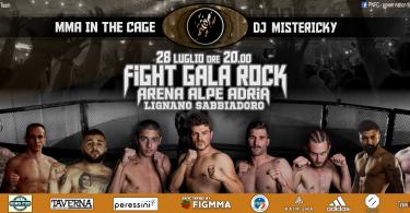 FIGHT GALA ROCK! 5