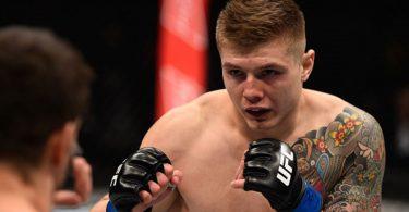 Gli Italiani in UFC dovrebbero allenarsi all'estero? Cosa dicono i numeri 41