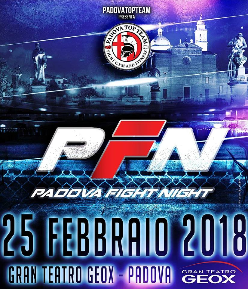 PADOVA FIGHT NIGHT 1