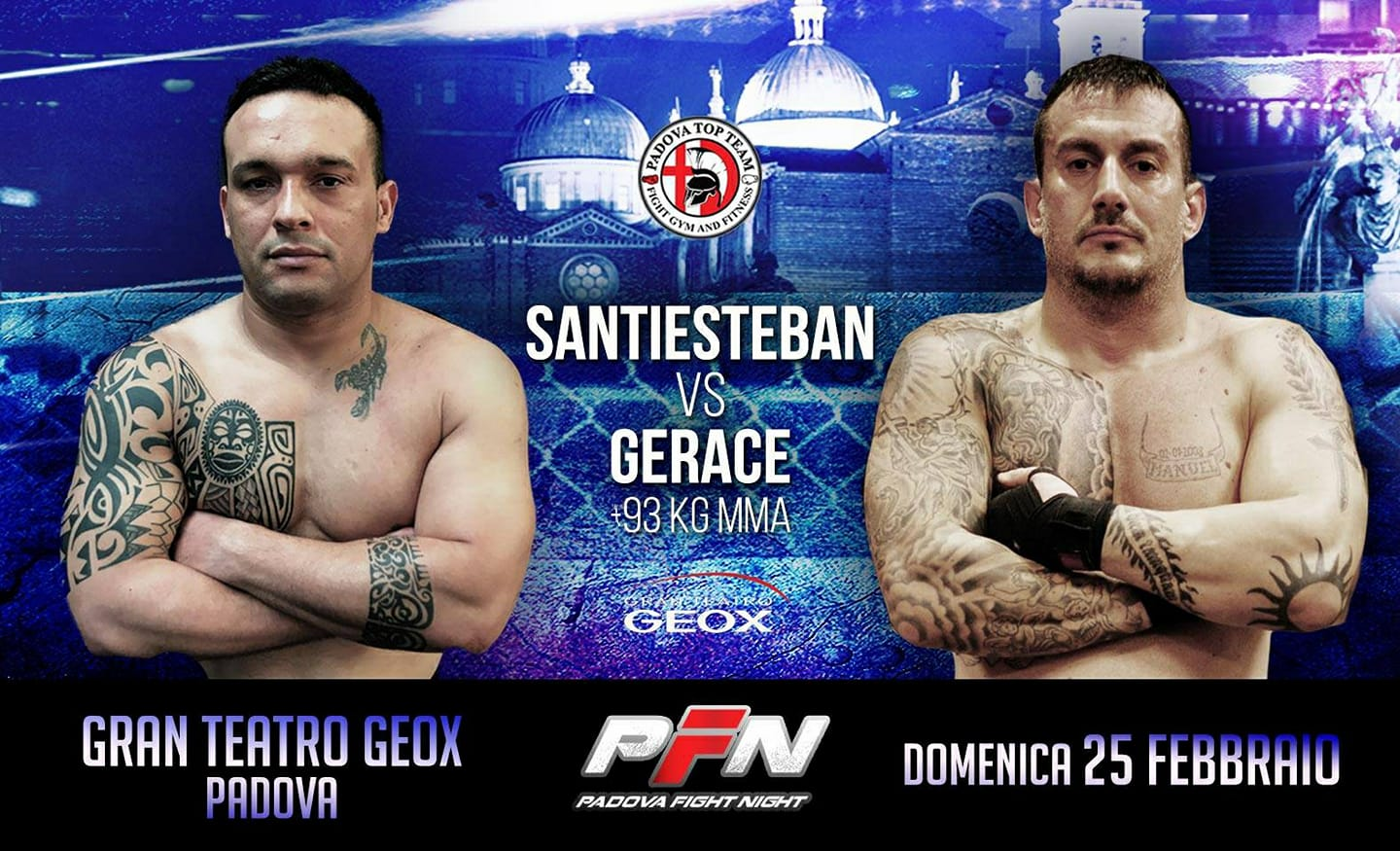 PADOVA FIGHT NIGHT 5