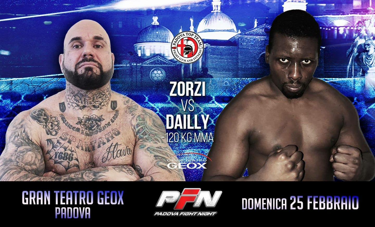 PADOVA FIGHT NIGHT 6