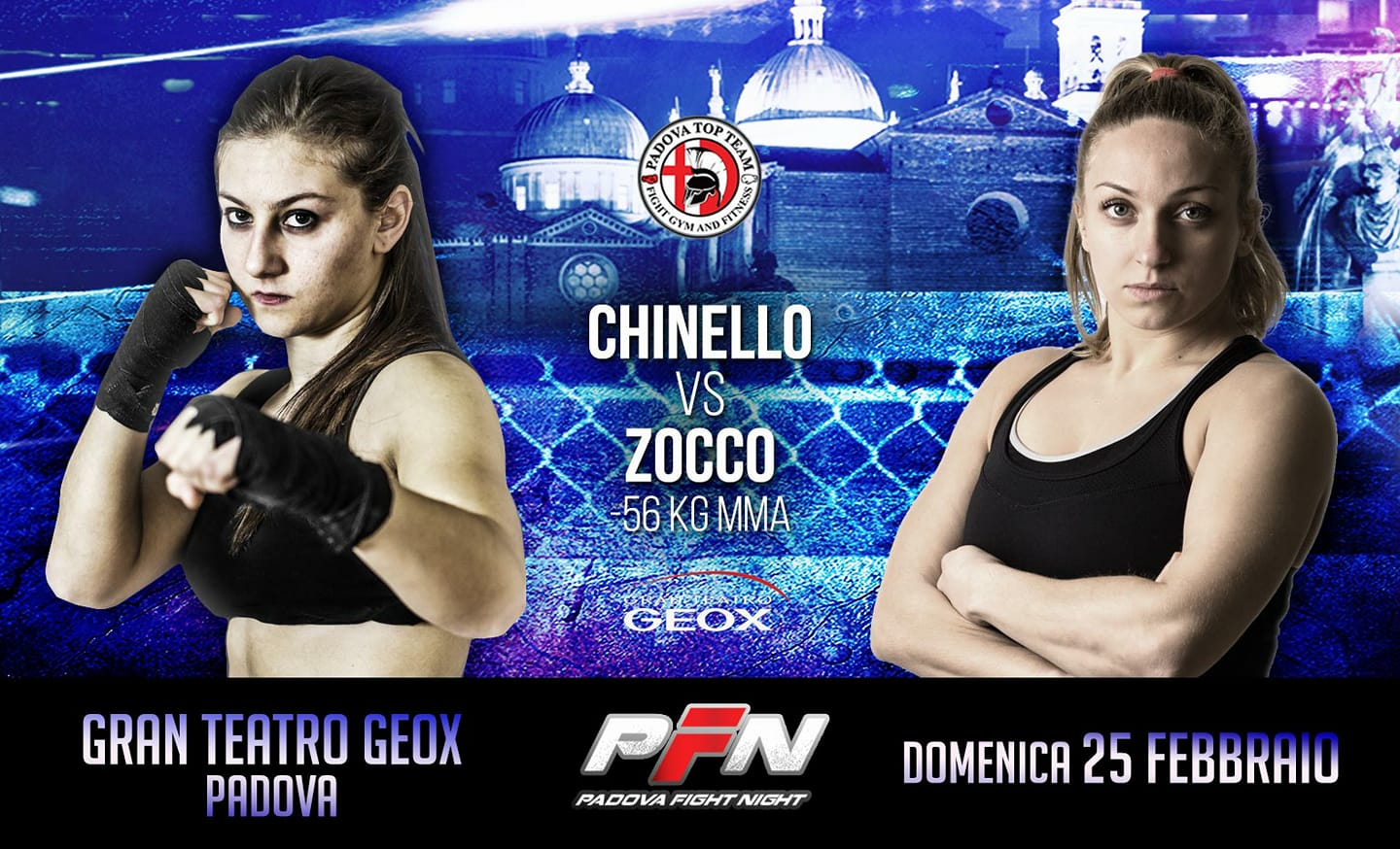 PADOVA FIGHT NIGHT 4