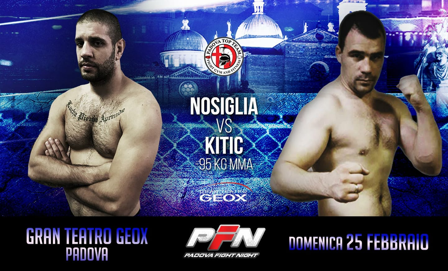 PADOVA FIGHT NIGHT 8
