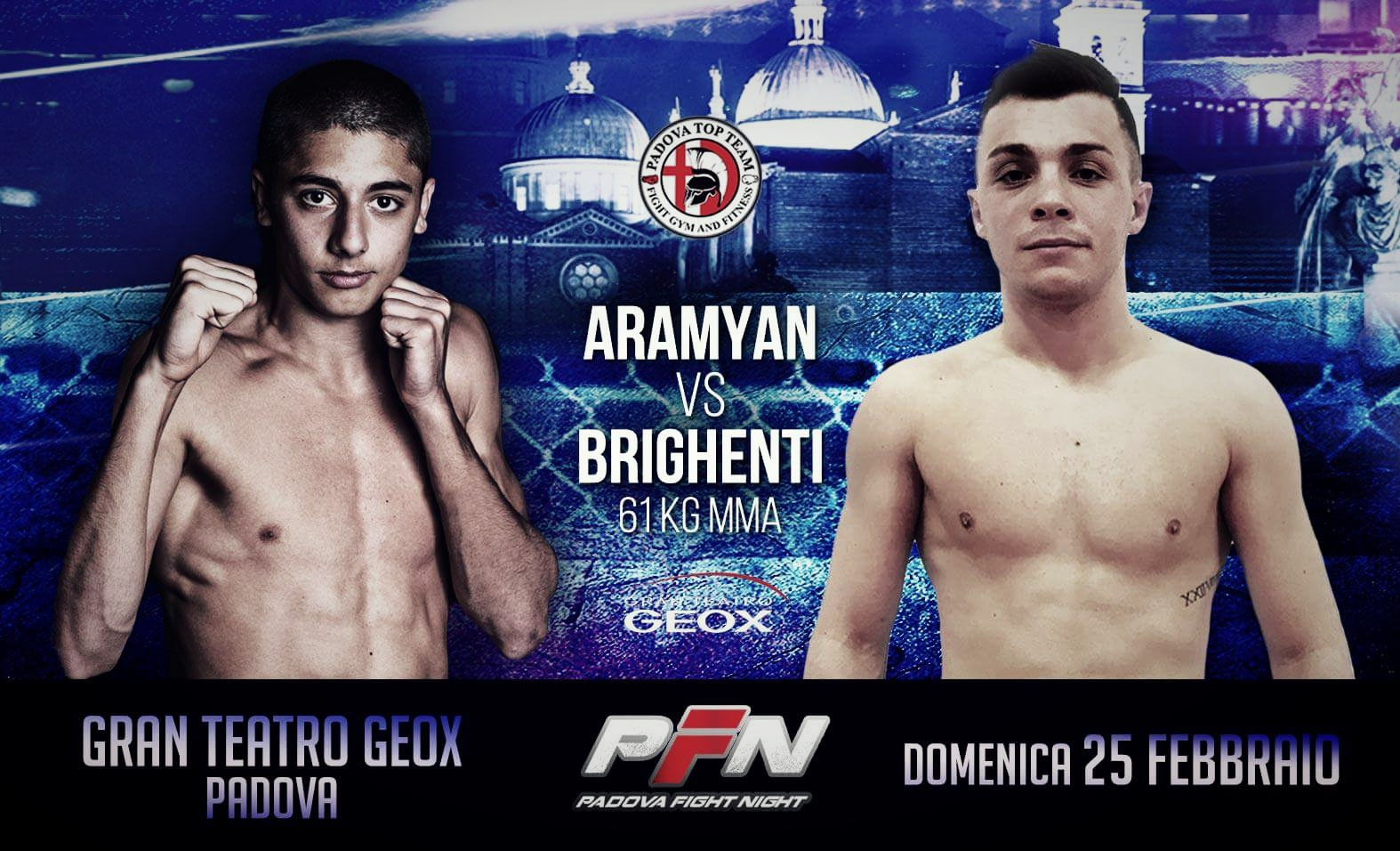 PADOVA FIGHT NIGHT 3