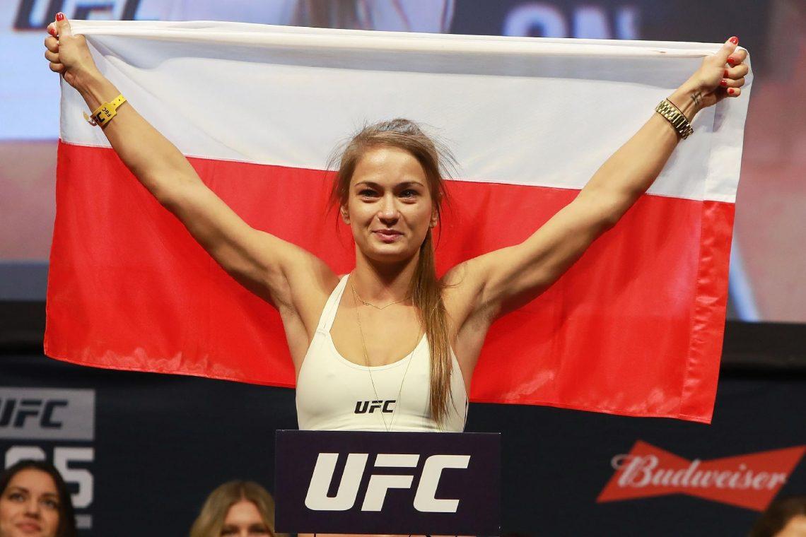 "Karolina Kowalkiewicz: ""Rose Namajunas picchia molto più forte di Joanna"" 1"