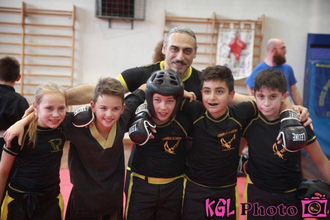 Simone Palazzin; il passaggio da FIKBMS a FIGMMA ed il suo interesse per le MMA Safe 1