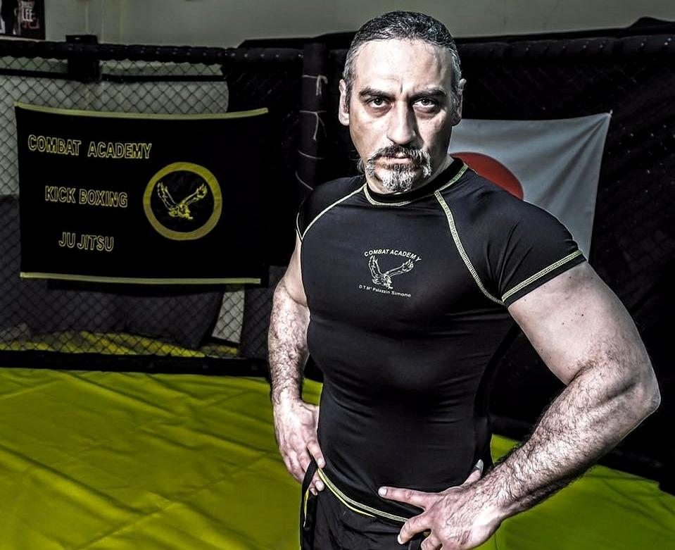 Simone Palazzin; il passaggio da FIKBMS a FIGMMA ed il suo interesse per le MMA Safe 2