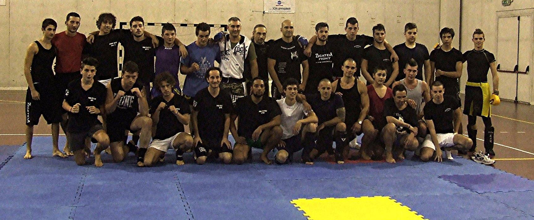 Simone Palazzin; il passaggio da FIKBMS a FIGMMA ed il suo interesse per le MMA Safe 3