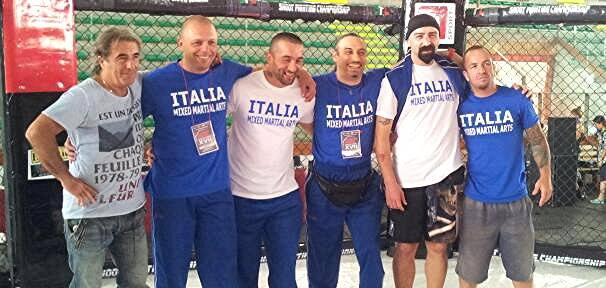 Simone Palazzin; il passaggio da FIKBMS a FIGMMA ed il suo interesse per le MMA Safe 4