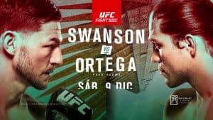 UFC Fight Night: Swanson vs. Ortega 2