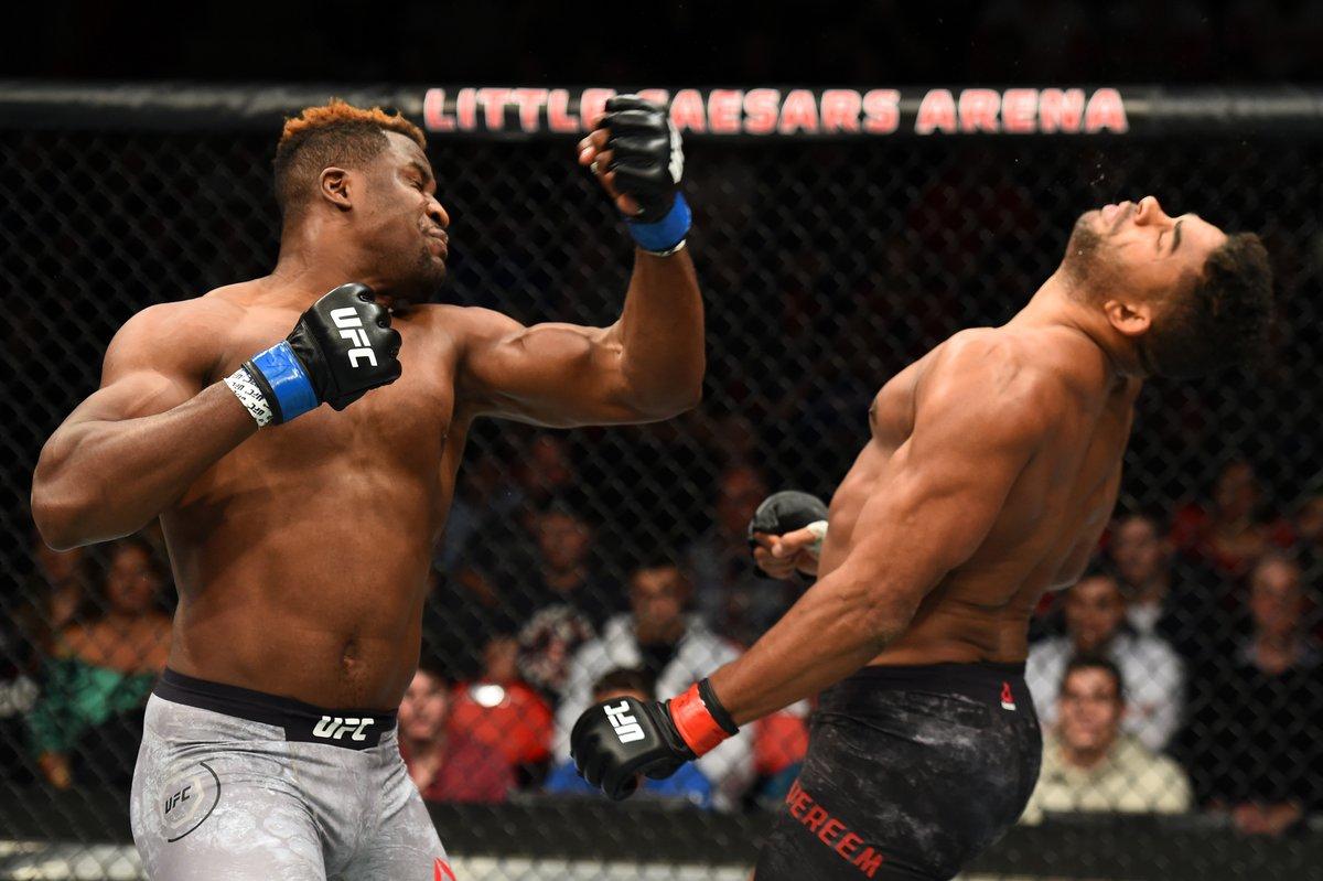 Risultati UFC 218: Holloway vs. Aldo 2 2