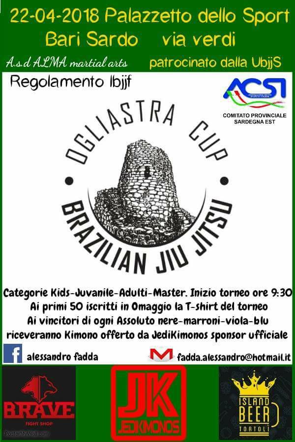 Ogliastra Cup | Brazilian Jiu-jitsu 3