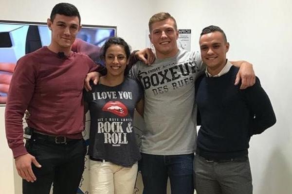 Tutti gli Italiani in UFC (Aggiornamento 2020) 1