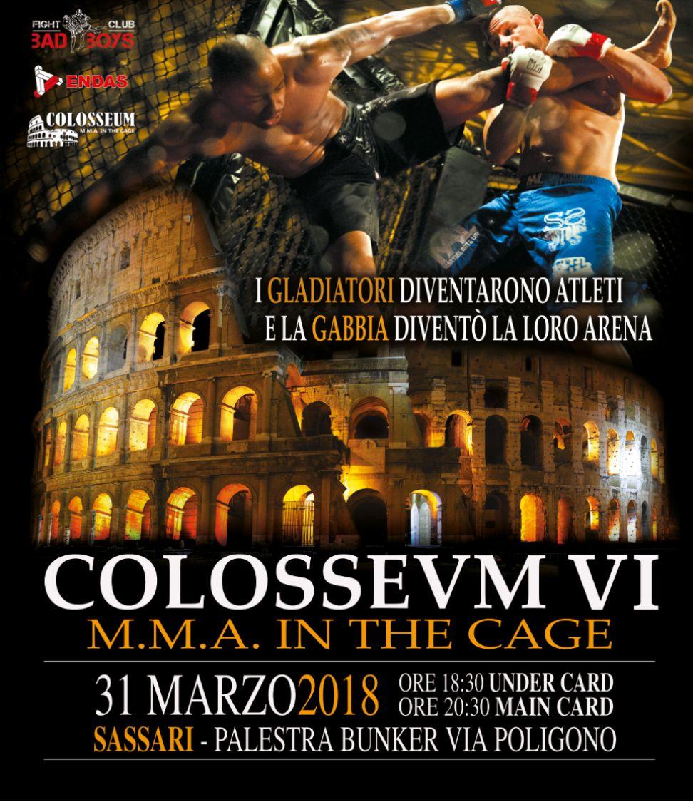 COLOSSEUM VI 1