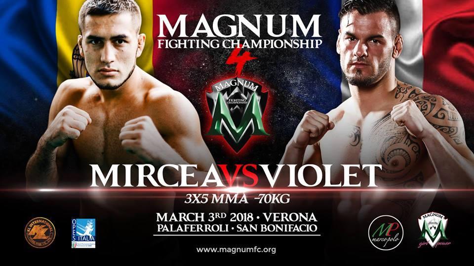 Magnum FC 4 presenta la sua card 4