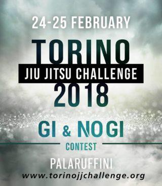 Torino jiu-Jitsu Challenge - Gi , No-gi, Kidz (UIJJ) 1