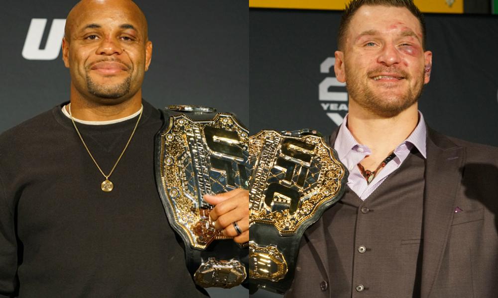 SUPERFIGHT MIOCIC vs CORMIER per UFC 226 1