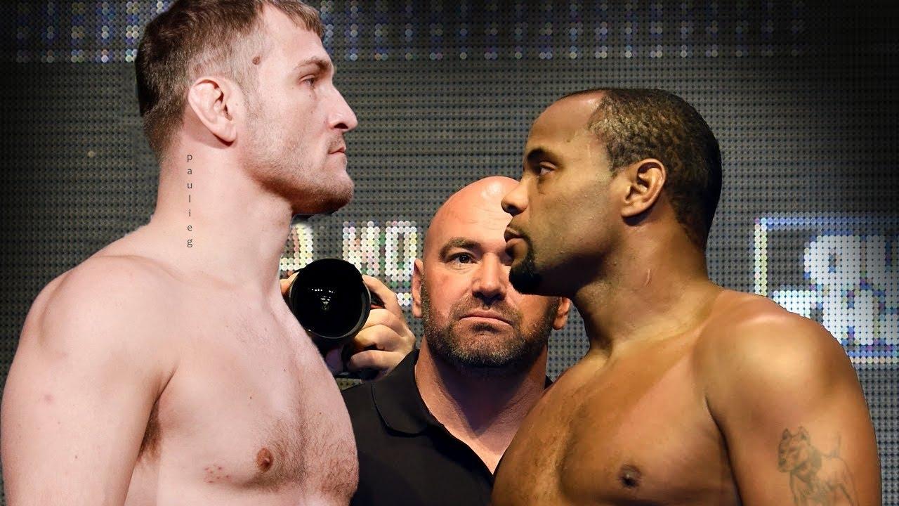 SUPERFIGHT MIOCIC vs CORMIER per UFC 226 2