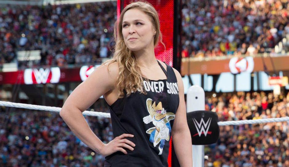 Ronda debutta in WWE ma ancora non ha superato le ultime sconfitte 4