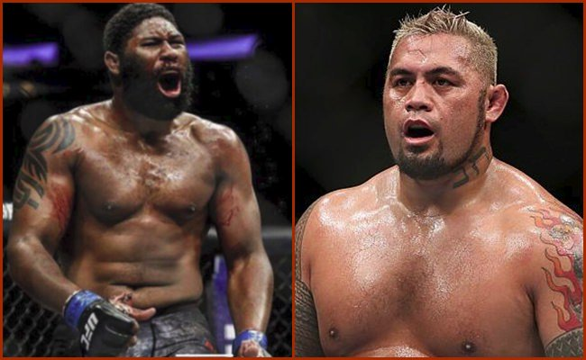 UFC 221 - Rockhold vs Romero 3