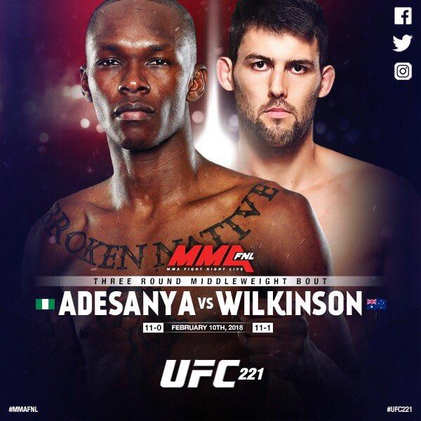 Osservato Speciale - UFC 221 2