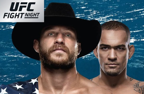 UFC Fight Night Austin - Cowboy vs Medeiros 2