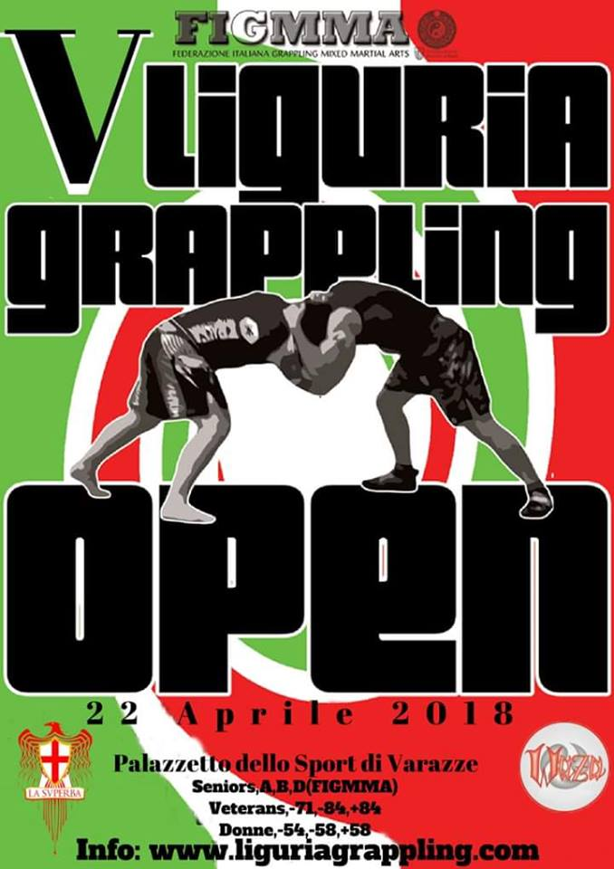 V Liguria Open Grappling (FigMMA) - Varazze 1
