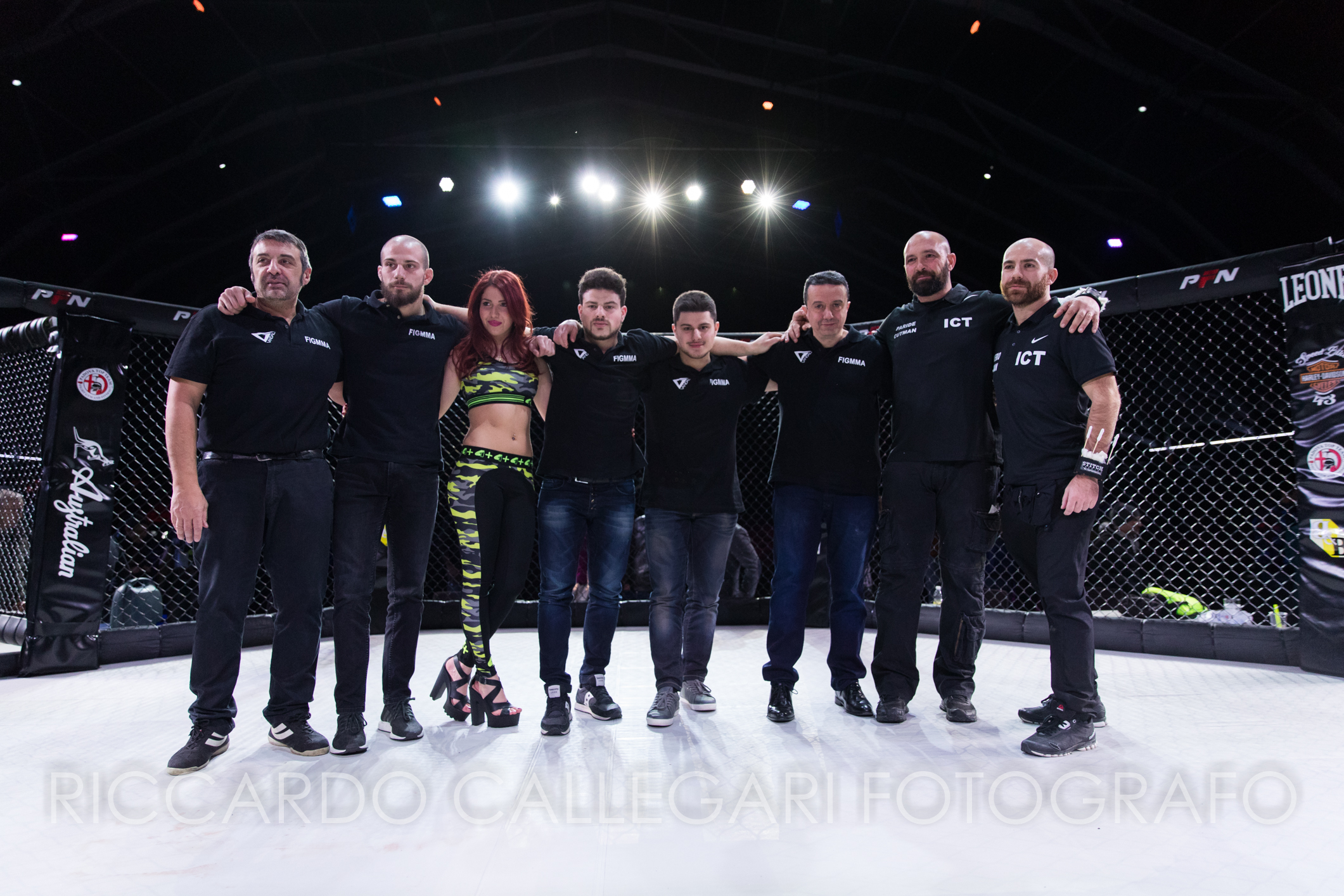 PFN: le MMA entrano nel cuore di Padova. 6