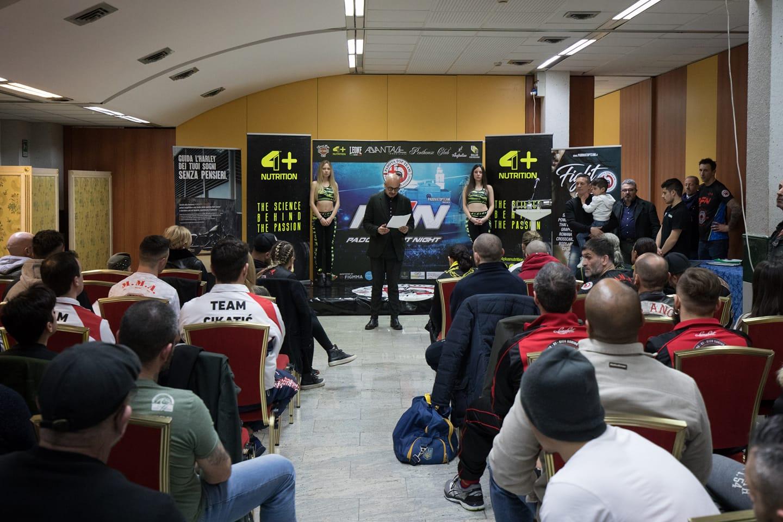 PFN: le MMA entrano nel cuore di Padova. 4