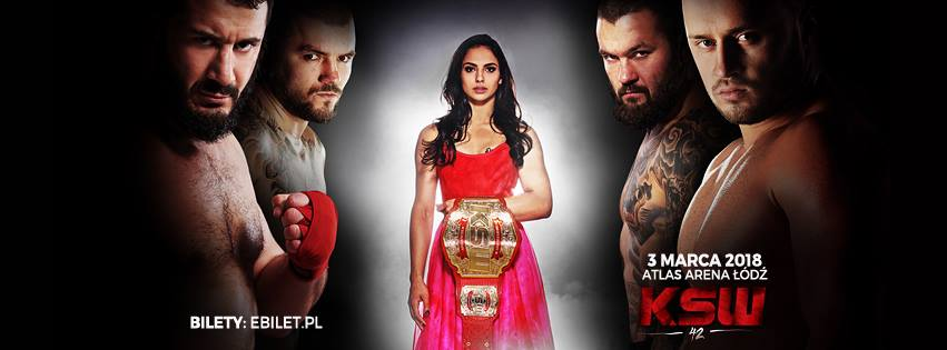 Risultati  e report completo di KSW 42 (+ video). 1