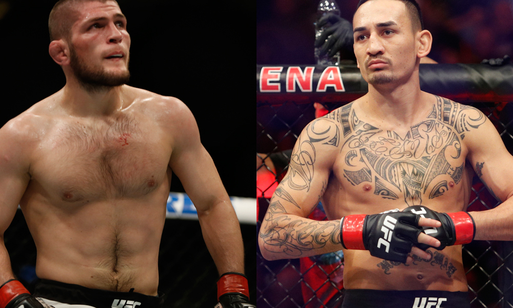 TONY FERGUSON FUORI DAL MAIN EVENT. ENTRA MAX HOLLOWAY 1