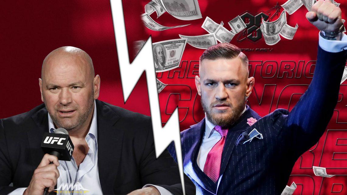 """Dana White: """"E' la cosa più schifosa che sia mai successa nella storia della UFC"""" 1"""