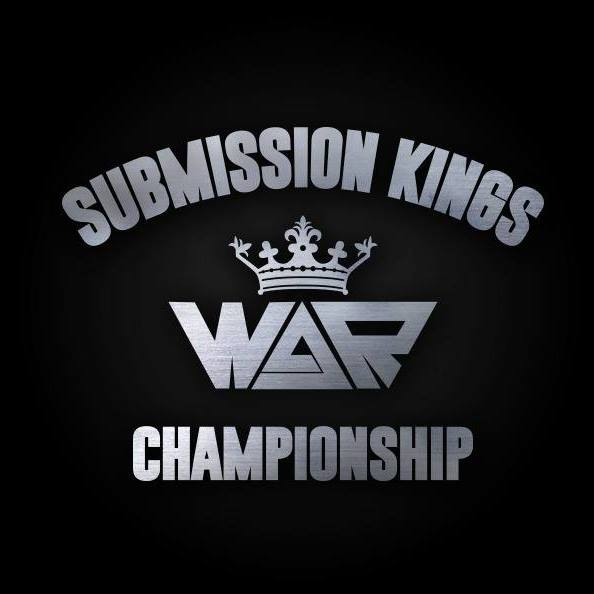 WAR Submission Kings Championship: Card 1