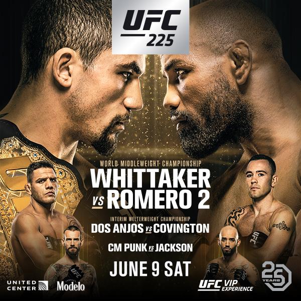 RISULTATI UFC 225 1