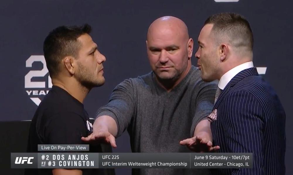 UFC 225 - WHITTAKER VS ROMERO 3