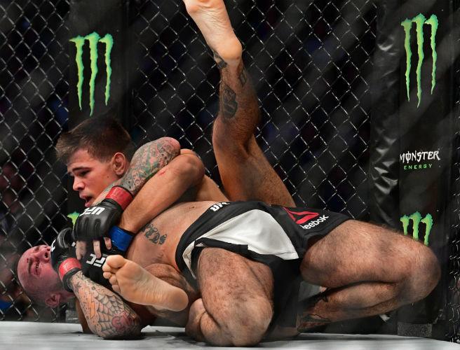 UFC 225 - WHITTAKER VS ROMERO 5