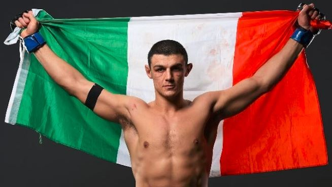 Risultati The Ultimate Fighter 27 Finale - con Alessio di Chirico vs Julian Marquez 3