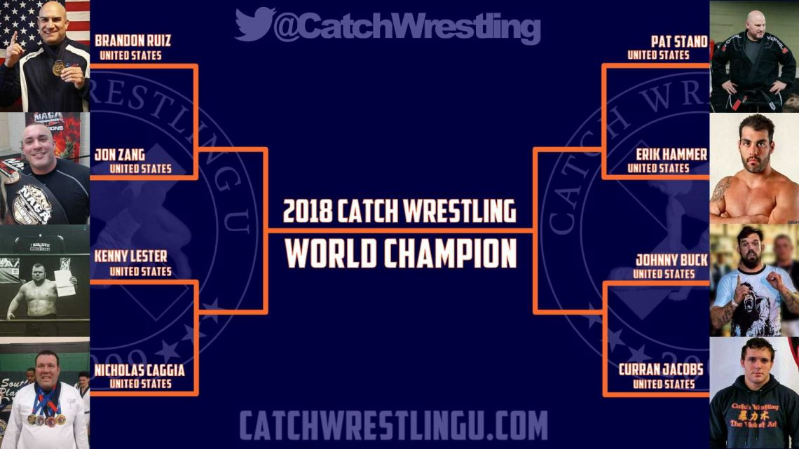 Risultati 2018 Catch Wrestling world Championship 5
