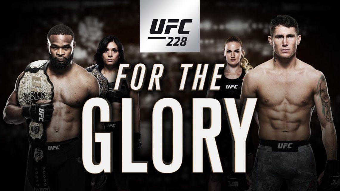 UFC 228: Woodley vs Till 1