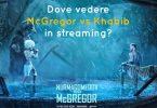 Dove vedere Conor McGregor vs Khabib Nurmagomedov in streaming 3