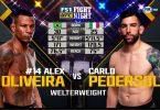 Risultati UFC Fight Night 137 (Oliveira vs Pedersoli) 2