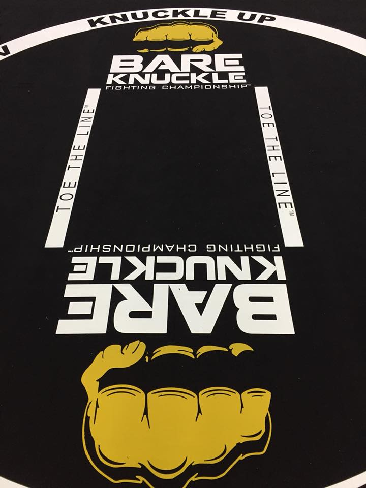 "Risultati e Commenti BKFC 3 ""the take over"" 2"