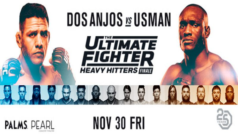 The Ultimate Fighter 28 Finale 1