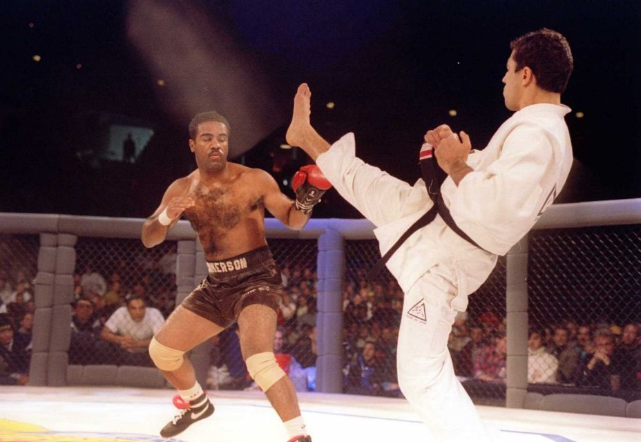 25 Anni di UFC (..E di Jiu Jitsu?) 2